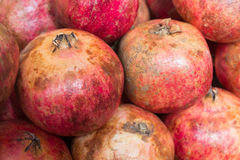 Pomegranates /grenadine fruits Royalty Free Stock Photo