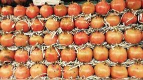pomegranates royaltyfria foton