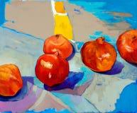 Pomegranates vector illustration