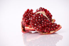 Pomegranates seeds Stock Photography
