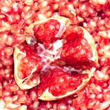 Pomegranates. Stock Photo