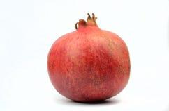 Pomegranates  on White Royalty Free Stock Photography