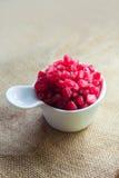 Pomegranates Stock Photography