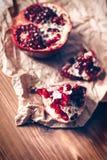 Pomegranates Royalty Free Stock Image