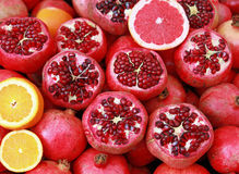 Pomegranats Стоковое фото RF