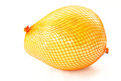 Pomelo. Ripe pomelo in a package Royalty Free Stock Photography