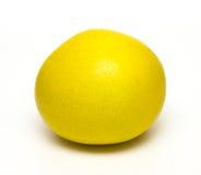 Pomelo amarillo aislado Foto de archivo
