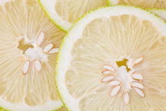 Pomelo on background Stock Photography