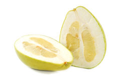 Pomelo or Chinese grapefruit Stock Photos