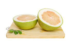 Pomelo or Chinese grapefruit Royalty Free Stock Photos