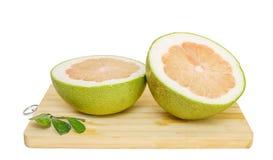 Pomelo- eller kinesgrapefrukt Royaltyfria Foton