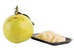 Pomelo fruit Royalty Free Stock Photo