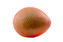 Pomelo in a grid Stock Images