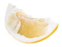 Pomelo isolated on white Stock Photos