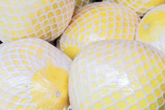 Pomelo market Stock Photo
