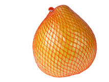 Pomelo in packing Stock Photography