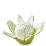 Pomelo peeled Stock Images