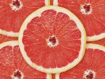 Pomelo rojo Fotografía de archivo