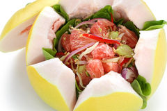 Pomelo salad Royalty Free Stock Images