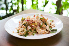 Free Pomelo Salad In Thailand Stock Image - 30234781