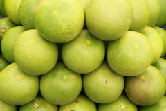 Pomelo ,tropical fruit Stock Images