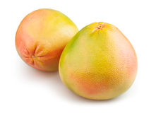 Pomelo two Stock Image