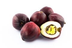 Pomerac malajiska Apple (Syzygiummalaccense (L ) Merrill & Perry) Royaltyfria Bilder