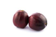 Pomerac malajiska Apple (Syzygiummalaccense (L ) Merrill & Perry) Arkivfoton