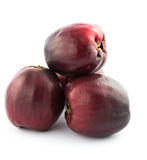 Pomerac, Malay Apple (Syzygium malaccense (L.) Merrill & Perry). Stock Images
