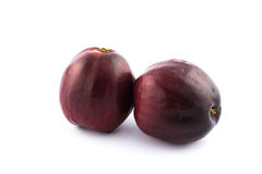Pomerac, Malay Apple (Syzygium malaccense (L.) Merrill & Perry). Stock Photos