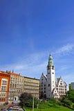 Pomeranian Medical University in Szczecin, Poland Stock Photography