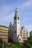 Pomeranian Medical University in Szczecin, Poland Royalty Free Stock Photography