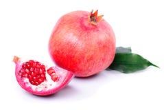 Pomergranate Image libre de droits