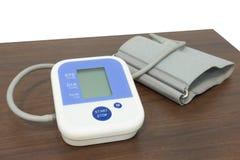 Pomiarowy ciśnienie krwi 4 fotografia stock
