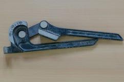 Pomiaru narzędzie dla lotniczego conditioner naprawiania Zdjęcie Royalty Free
