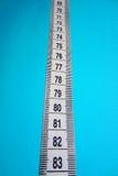 pomiary Zdjęcia Stock