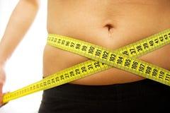pomiary brzuchy Obraz Stock