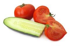 pomidor ogórkowy Obrazy Stock