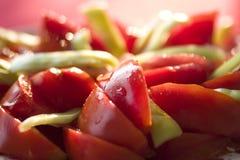 pomidor sałatkowy obrazy stock