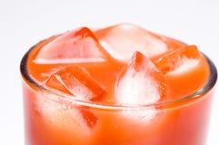 pomidor soku Zdjęcie Royalty Free