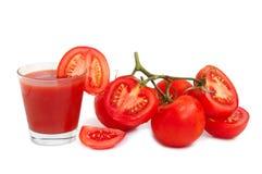 pomidor soku Obrazy Stock