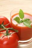 pomidor soku Obrazy Royalty Free