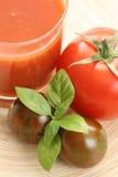 pomidor soku Zdjęcie Stock