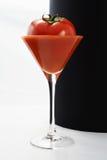 pomidor szkła Fotografia Stock