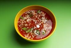 pomidor zupy Obrazy Royalty Free