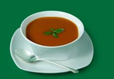pomidor zupy Zdjęcia Royalty Free