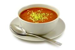 pomidor zupy Zdjęcie Royalty Free