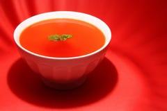 pomidor zupy Zdjęcia Stock