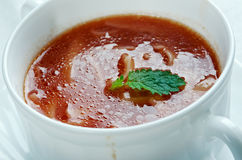 Pomidorowa de Zupa Imagens de Stock Royalty Free