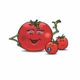 Pomidorowa mama Zdjęcia Royalty Free